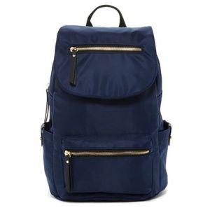 NWT - Steve Madden - Proper Flap Backpack Navy